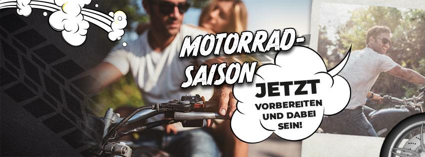 Motorradsaison